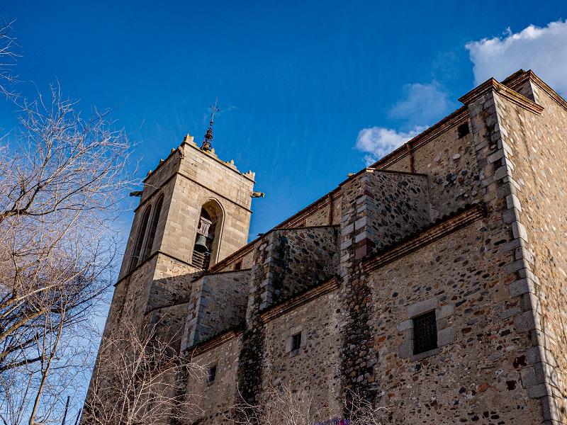 Kirche Cardedeu