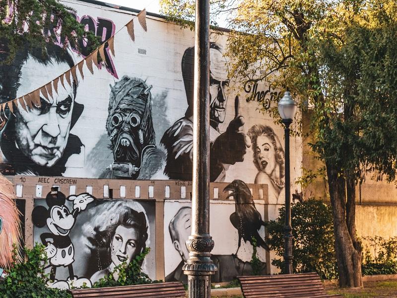 street art cardeterror