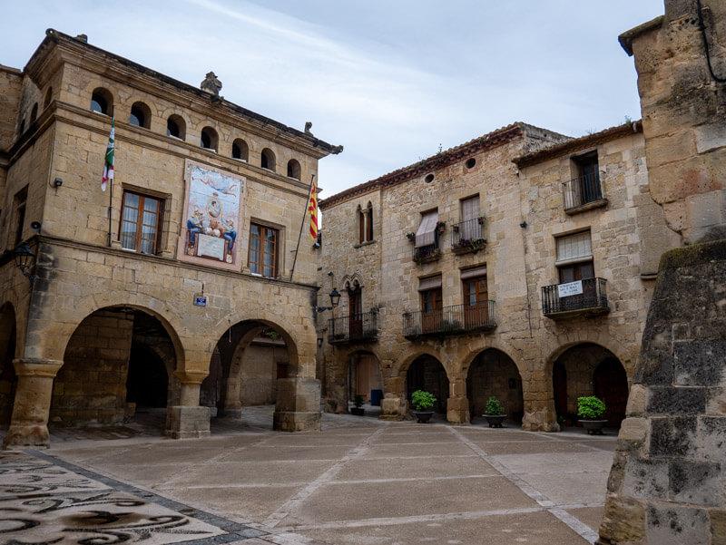 Horta de Sant Joan picasso Route