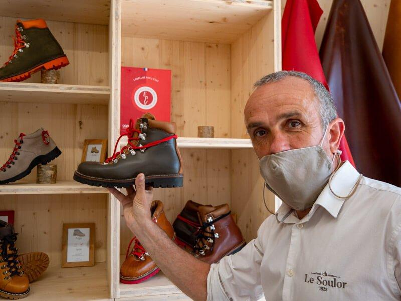 Le Soulor1925 Schuhe für Schäfer und zum Wandern