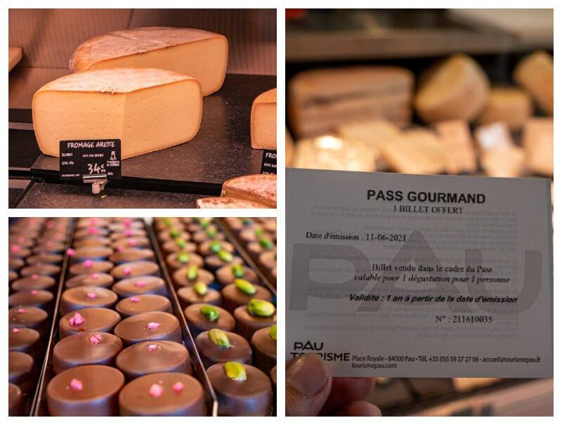 pass Gourmand pau