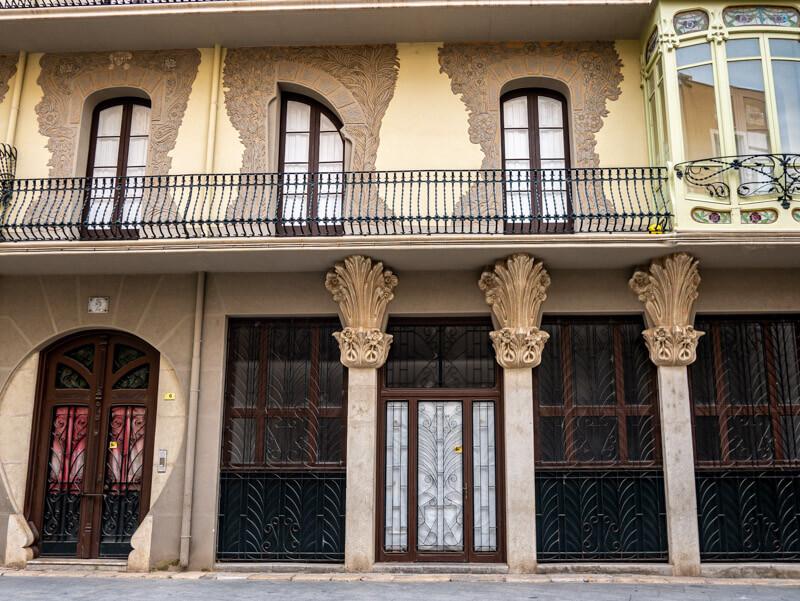 casa grego modernisme tortosa