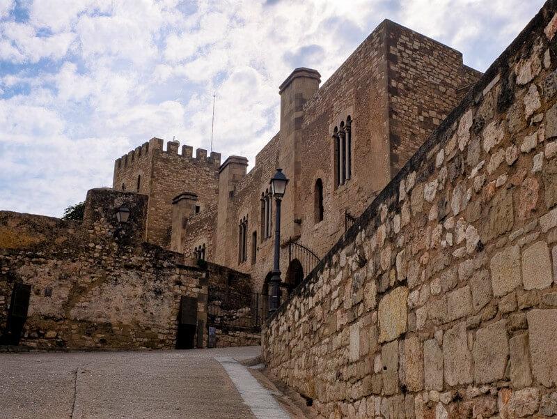 castell la suda burg tortosa