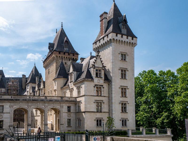 chateau pau henri IV