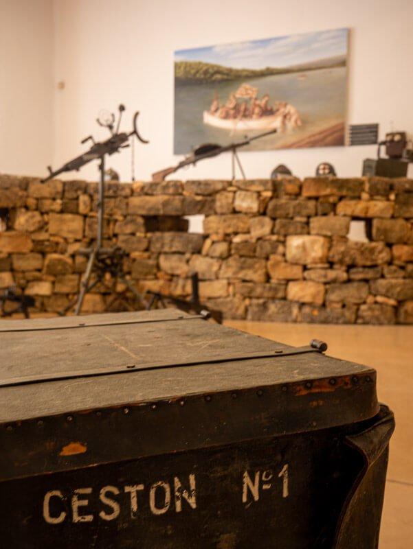 gandesa museu memorial batalla del ebre