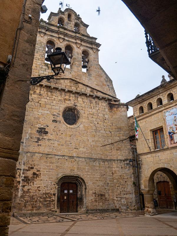 kirche Horta de Sant Joan