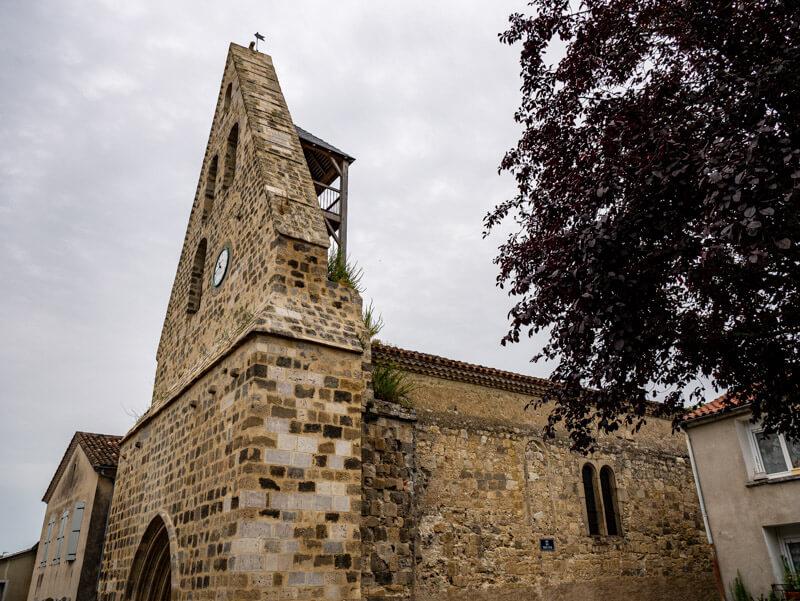 moncrabeau kirche