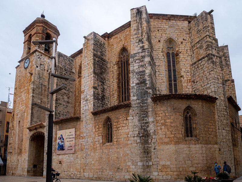Ulldecona Kirche