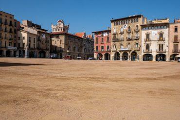Vic plaça Major