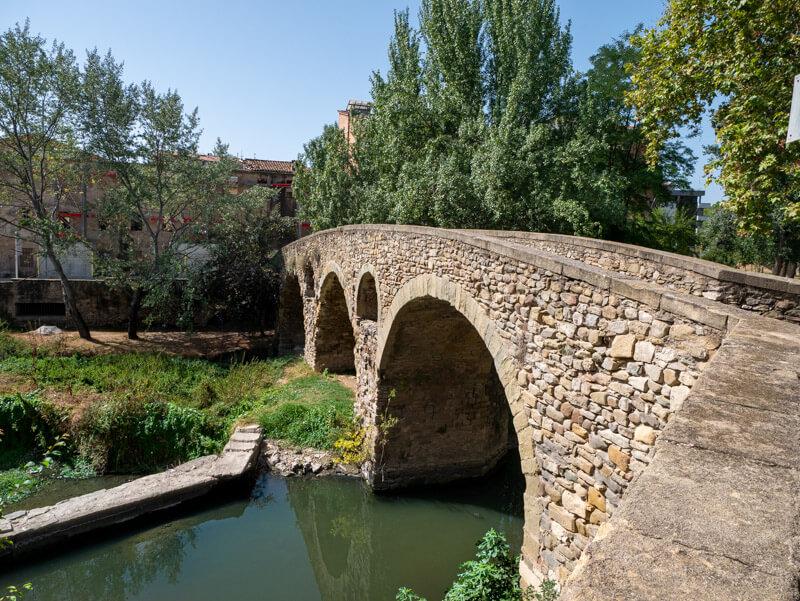 Vic Riu Meder Pont Queralt