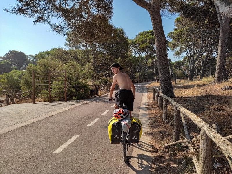 Radtour Empuries Radtour Katalonien