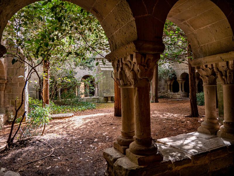 monestir sant benet de bage