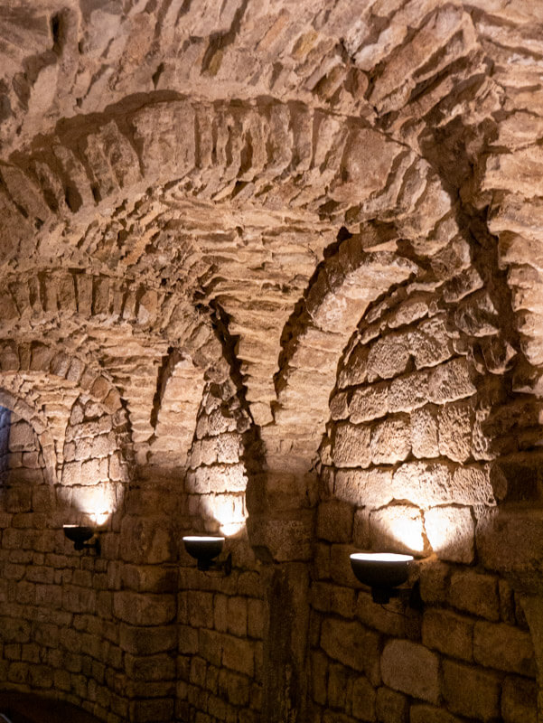 olius krypta kirche Sant Esteve