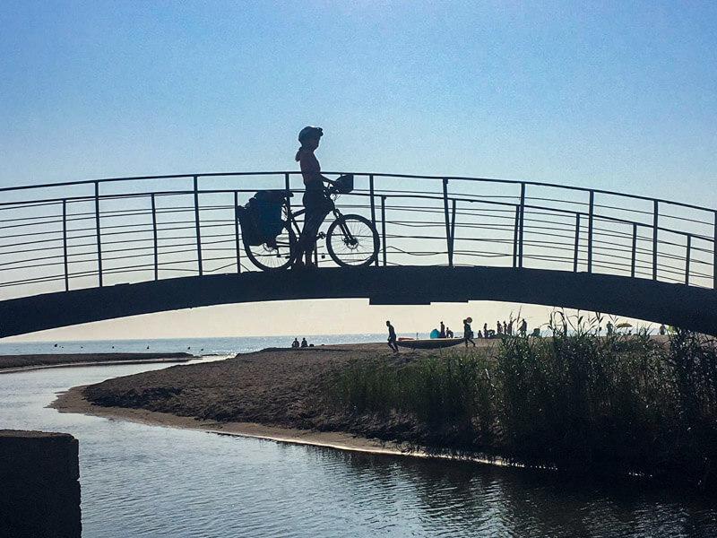 Riuet Emporda Radtour Katalonien