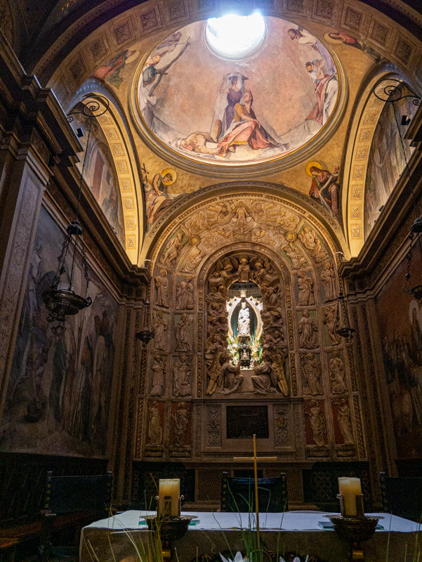 solsona kathedrale