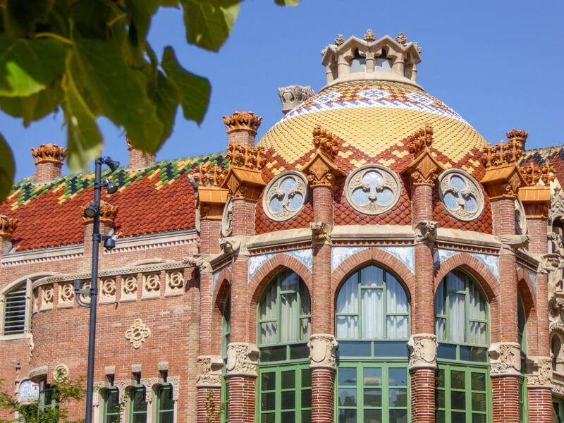 Wochenende in Barcelona Hospital Sant Pau