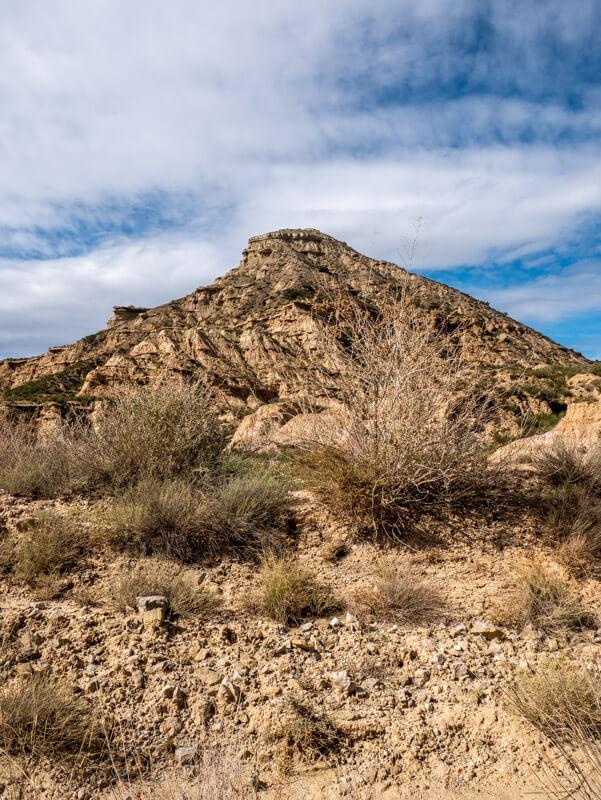 Ruta Jubierre Wandern Aragon