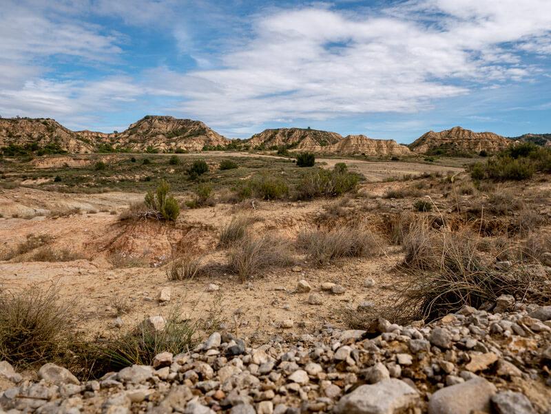 Ruta Jubierre Wandern spanien Aragon canyons felsenlandschaft