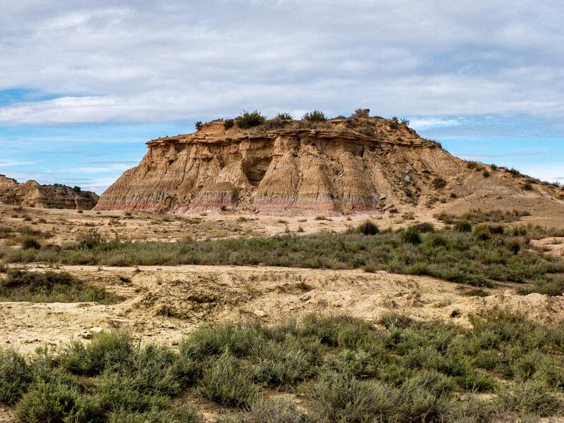 Ruta Jubierre Wandern spanien Aragon tozales und felsen
