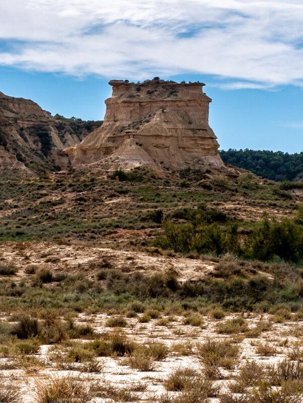 Tozales Ruta Jubierre Wandern spanien Aragon