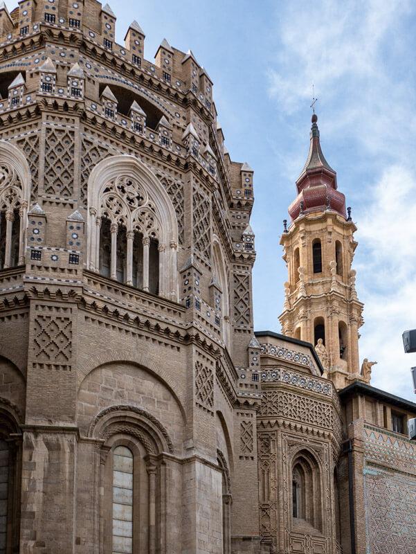 zaragoza La Seo catedral saragossa