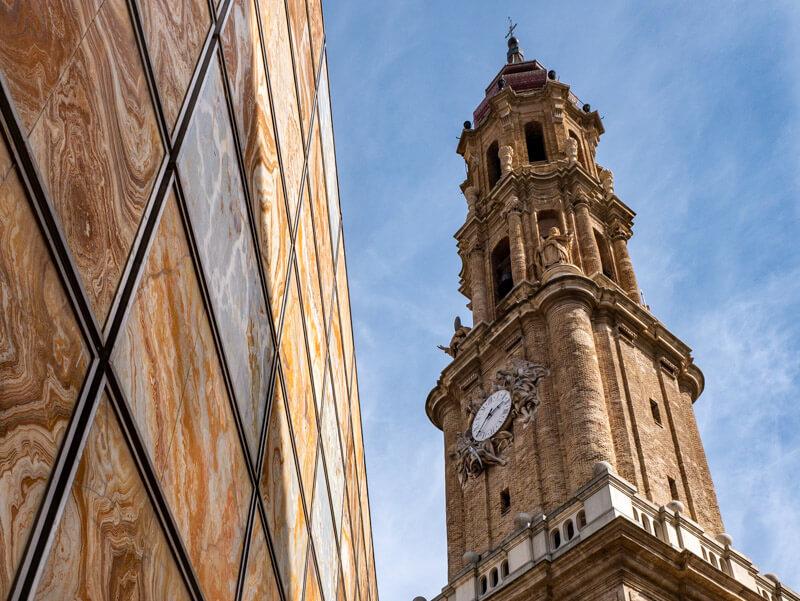 zaragoza basilica de la pilar ebro saragossa